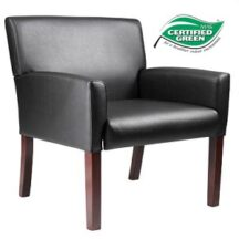Boss B629M Box Arm Chair