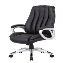 Boss B7881-BK Guest Chair