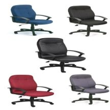 Boss B8401 Leather B8801 Fabric Executive Chair