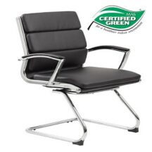 Boss B9479 CaressoftPlus Guest Executive Chair