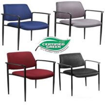 Boss B9503 Stacking Chair