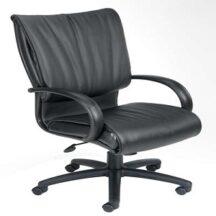 Boss B9701 B9701C Executive Chair