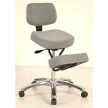Jobri BetterPosture Jazzy Kneeling Chair Grey BP1446GR