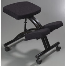 Jobri BetterPosture Standard Kneeling Chair Black BP1420BK