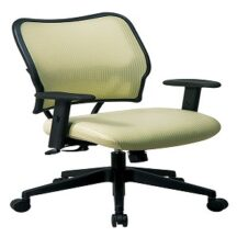 Office Star 13-V66N1WA Deluxe Kiwi VeraFlex® Back Chair