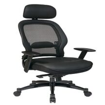 Office Star 27008 Breathable Mesh Back Managers Chair