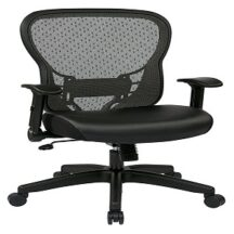 Office Star 529-E3R2N1F2 Deluxe R2 SpaceGrid Back Chair