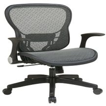 Office Star 529-R22N1F5 Deluxe R2 SpaceGrid Back and Seat Chair