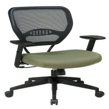 Office Star 55-7N17 Professional Dark Air Grid Back Managers Chair