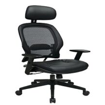 Office Star Professional Air Grid Deluxe Task Chair office star products | 247ergo