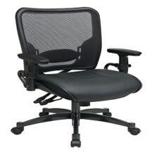Office Star 6876 Professional Dual Function Dark Air Grid Back Chair