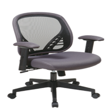 Office Star 819-23N8WF DuraGrid Back Chair