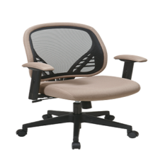 Office Star 819-83N8WF DuraGrid Back Chair