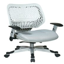 Office Star 86-M22C625R REVV Series - Self Adjusting SpaceFlex Back Chair