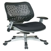 Office Star 86-M33C625R REVV Series - Self Adjusting SpaceFlex Back Chair
