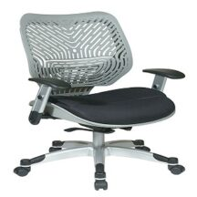 Office Star 86-M34C625R REVV Series - Self Adjusting SpaceFlex Back Chair