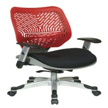 Office Star 86-M39C625R REVV Series - Self Adjusting SpaceFlex Back Chair