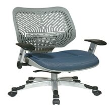 Office Star 86-M74C625R REVV Series - Self Adjusting SpaceFlex Back Chair