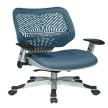 Office Star 86-M77C625R REVV Series - Self Adjusting SpaceFlex Back Chair