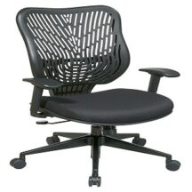 Office Star 88-33BB918P EPICC Series - Self Adjusting SpaceFlex Back Chair