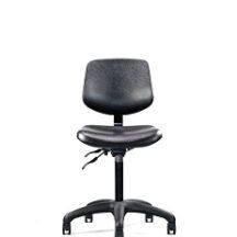 Neutral Posture Graphite Chair