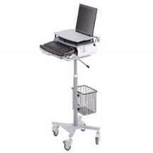 Symmetry Align laptop Cart Workstation