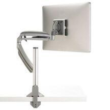 Symmetry Sit to Stand Series Single Monitor Arm