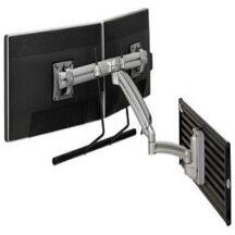 Symmetry Slat Wall Series Dual Array Monitor Arm