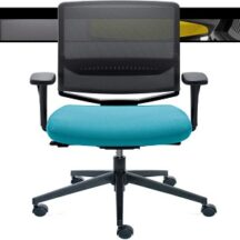Dauphin Aiko Swivel Chair
