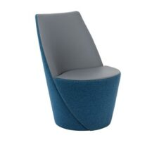 Dauphin Aspetta lounge Chair