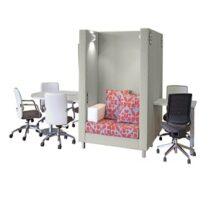 Dauphin Junxion lounge Chair