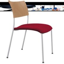 Dauphin Open-End Multipurpose Chair