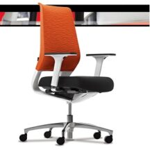 Dauphin X-Code Swivel Chair