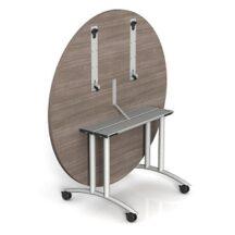 Symmetry DeSoto 60 Inch round fliptop Table