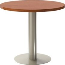 Symmetry Disc Base Table