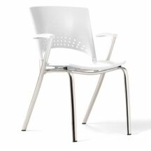 Allseating Multistack Stacking Chair
