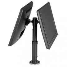 Atdec Spacedec Height Adjustable Dual Display Mount