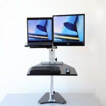 Ergo Desktop Hybrid Kangaroo Laptop and Monitor