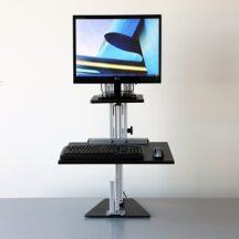 Ergo Desktop Kangaroo Junior Single Monitor