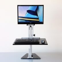 Ergo Desktop Kangaroo Pro Junior Laptop and Monitor