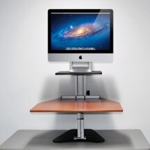 Ergo Desktop Mymac Kangaroo Apple Users Single Monitor