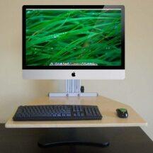 Ergo Desktop Mymac Kangaroo Pro Apple Users Single Monitor