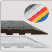 Ergomat Ergonomic Infinity Smooth Polyurethane Matting