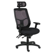 Eurotech Apollo Multi Function with Ratchet Back Chair