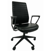 Eurotech Frasso Mid Back Fabric Chair