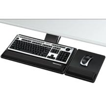 Fellowes Designer Suites Premium Keyboard Tray