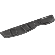 Fellowes Keyboard Palm Support with Microban Protection- Grey