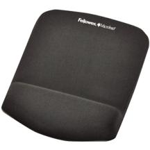 Fellowes PlushTouch Mouse Pad Wrist Rest - Graphite