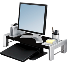 Fellowes Professional Series Flat Panel Workstation