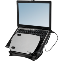 Fellowes Professional Series Laptop Workstation with USB